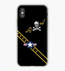 VF84 JOLLY ROGERS iPhone Case