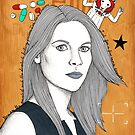 Carrie Mathison by stardixa