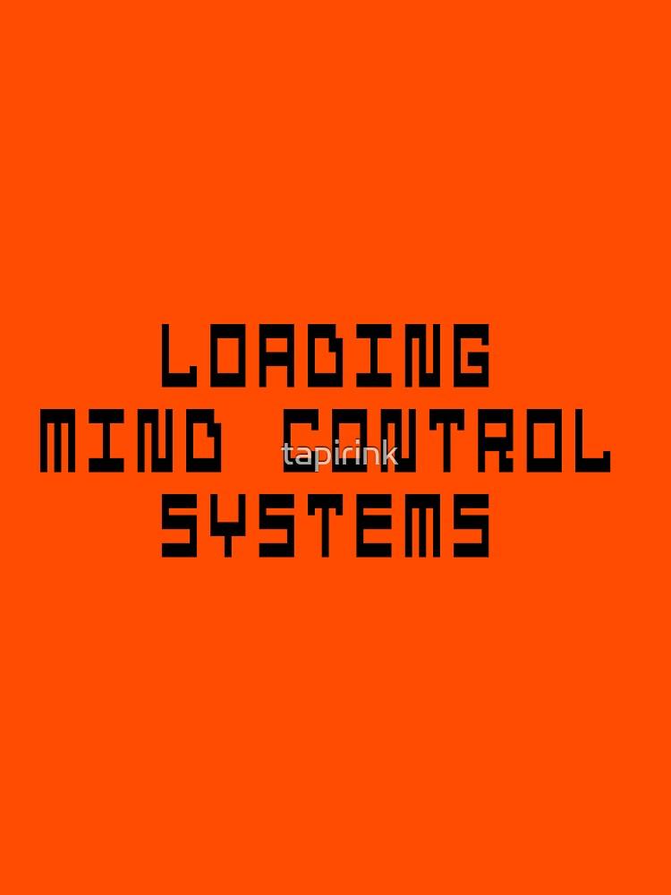 MIND CONTROL by tapirink