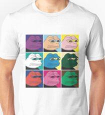 Pepe the Frog Pop Art T-Shirt