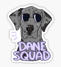 DANE SQUAD (merle) Sticker