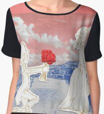 Lover of the Word Unrequited  Women's Chiffon Top