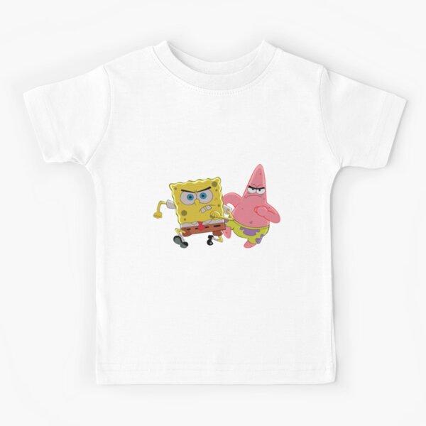 Bob Esponja Camiseta para niños