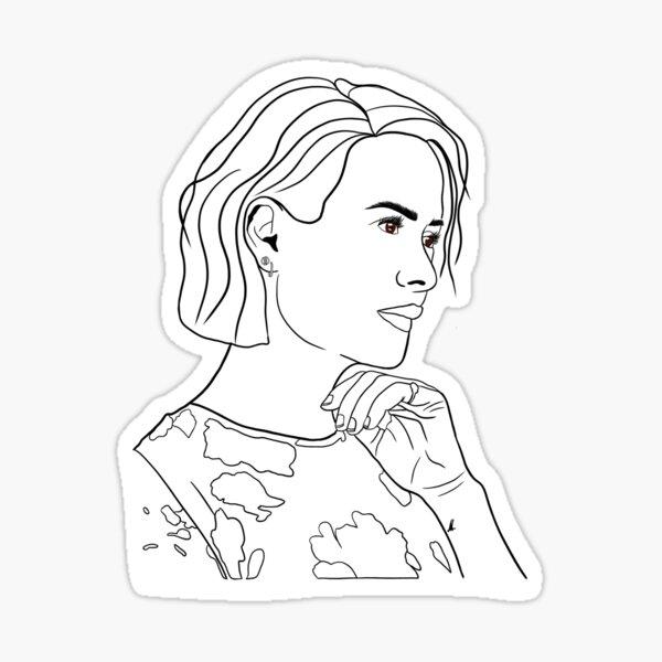 Sarah Paulson Sticker
