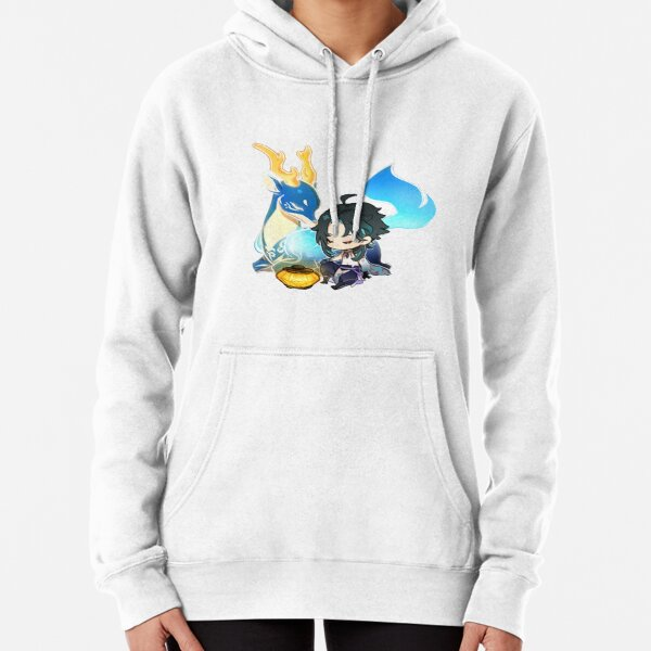 Chibi Xiao Pullover Hoodie