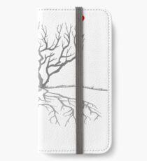 Banksy Heart Tree iPhone Wallet/Case/Skin
