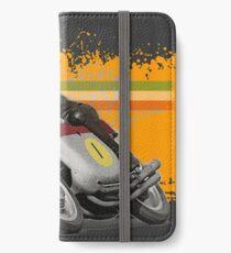 cafe racer - agusta 500/4 iPhone Wallet/Case/Skin