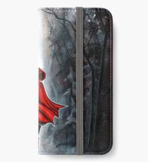 Little Red Riding Hood iPhone Wallet/Case/Skin
