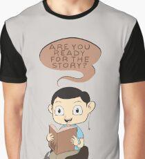 I'm The Storyteller Graphic T-Shirt