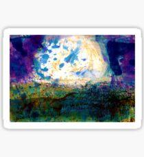 Otherworldly Landscapes Sticker
