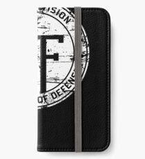 Fringe Division iPhone Wallet/Case/Skin