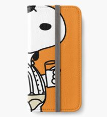 Snoopy DeLarge (A Clockwork Beagle) iPhone Wallet/Case/Skin