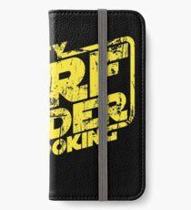 Scruffy Looking Nerf Herder iPhone Wallet/Case/Skin