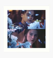 Romeo + Juliet Art Print