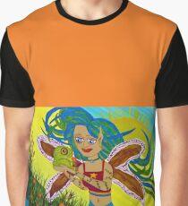 Sabrina Spring Kisses Graphic T-Shirt