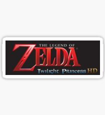 The Legend Of Zelda -Twilght PrincessHD Sticker