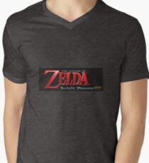 The Legend Of Zelda -Twilght PrincessHD Men's V-Neck T-Shirt
