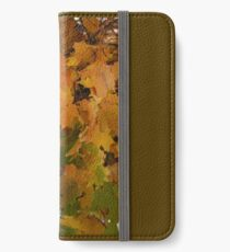 Fall Leaves iPhone case iPhone Wallet/Case/Skin