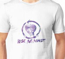 Rise Against Galaxy Logo Unisex T-Shirt