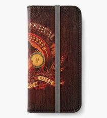 Come-Come-Commala iPhone Wallet/Case/Skin