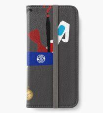 Swiss Doctor Knife iPhone Wallet/Case/Skin
