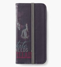 Every fairytale needs a good old, old-fashioned villain. iPhone Wallet/Case/Skin