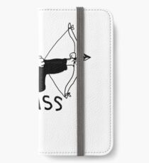 Catniss of District 12 iPhone Wallet/Case/Skin
