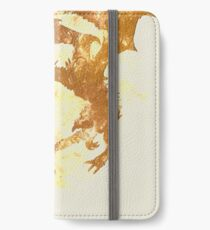 Dragonfight-cooltexture iPhone Wallet/Case/Skin