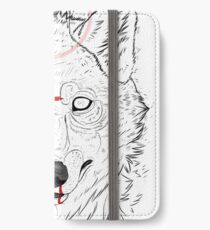 The Wolf King iPhone Wallet/Case/Skin