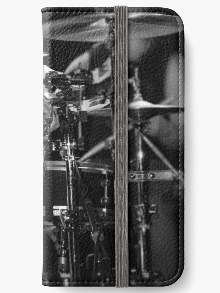 Drums in Black & White by Amanda Vontobel Photography/Random Fandom Stuff