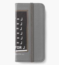Westerosi Math 101 iPhone Wallet/Case/Skin