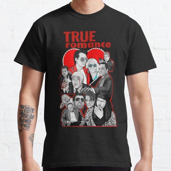 True Romance character collage art Classic T-Shirt
