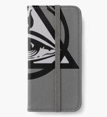 The Order of the Triad (The Venture Brothers) - No text! iPhone Wallet/Case/Skin