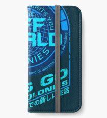 Off World iPhone Wallet/Case/Skin