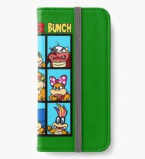 The Bowser Bunch iPhone Wallet/Case/Skin
