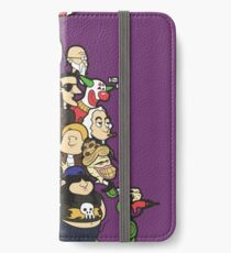 Day at the Mansion in colour! iPhone Wallet/Case/Skin