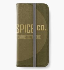 Dune Arrakis Spice Co. iPhone Wallet/Case/Skin