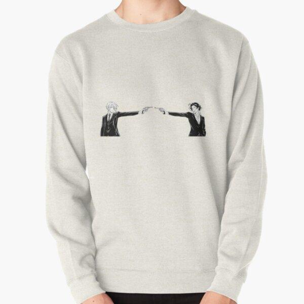 Moriarty and Sherlock Pullover Sweatshirt