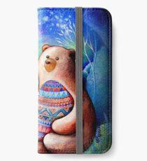 Spirit Bear iPhone Wallet/Case/Skin
