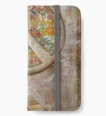 peace iphone case iPhone Wallet/Case/Skin