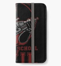 Dr. Horrible's Evil School of Evil iPhone Wallet/Case/Skin