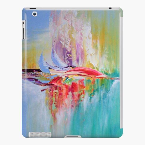 Printemps boreal 5 Coque rigide iPad
