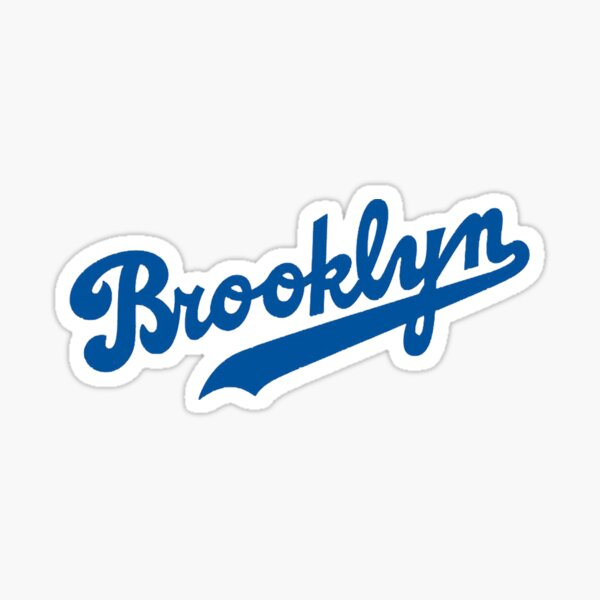 BROOKLYN !! Sticker