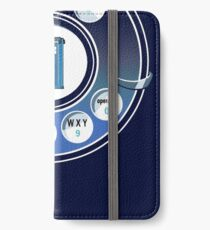 Call the Doctor iPhone Wallet/Case/Skin