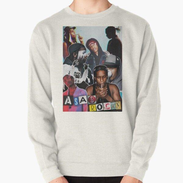 asap rocky Pullover Sweatshirt