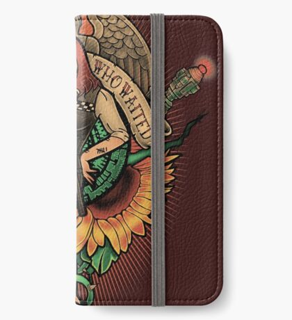 The Girl Who Waited iPhone Wallet