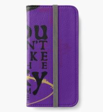 You can't take the sky from me.  iPhone Wallet/Case/Skin