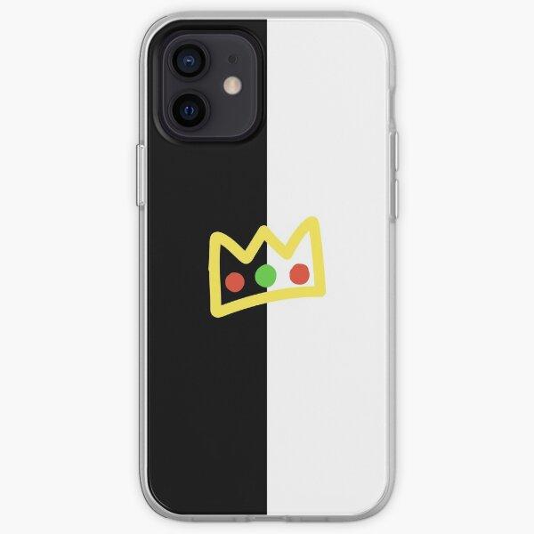 ranboo crown half (long version) iPhone Soft Case