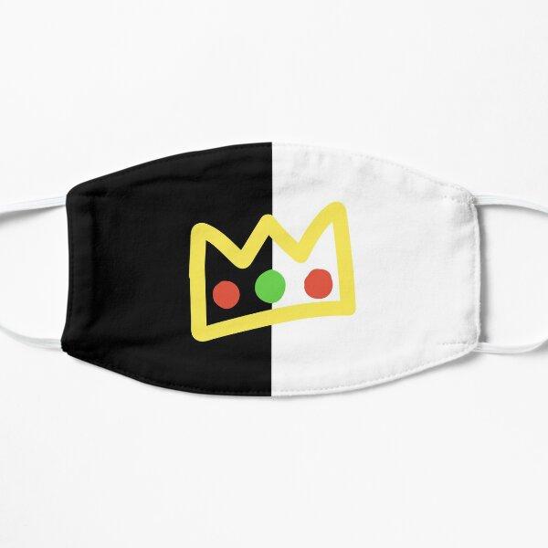 ranboo crown half (long version) Flat Mask