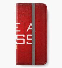 Like a Hoss iPhone Wallet/Case/Skin